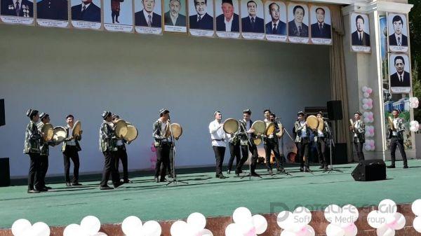"""II-Доирачилар фестивали"" бўлиб ўтди"